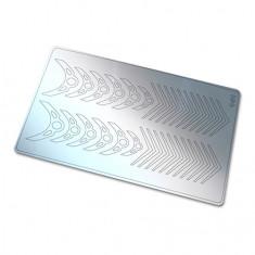 Freedecor, Металлизированные наклейки №141, серебро