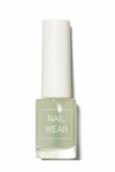 Верхнее матовое покрытие для ногтей THE SAEM Nail Wear Matte Topcoat 7мл