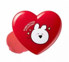 Тинт для губ универсальный THE SAEM Over Action Little Rabbit Love Me Multi Pot 03 Love Bless You 1,2г