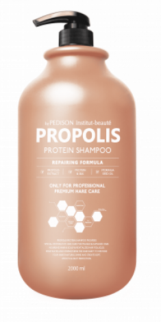 Шампунь для волос ПРОПОЛИС EVAS Pedison Institut-Beaute Propolis Protein Shampoo 2000 мл