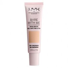 Основа тональная для лица NYX PROFESSIONAL MAKEUP BARE WITH ME тон Natural Soft beige