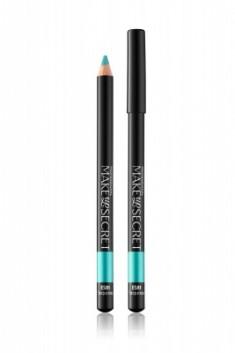 Стойкий карандаш для глаз (Waterproof Eye liner) MAKE-UP-SECRET ES81