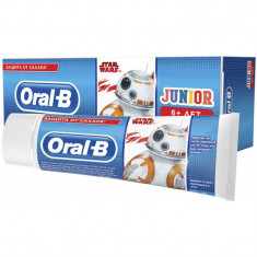 Oral-B Зубная паста Junior для детей с 6 лет Нежная мята 75мл