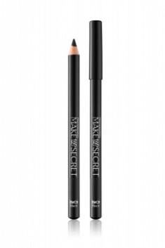 Стойкий карандаш для глаз (Waterproof Eye liner) MAKE-UP-SECRET EM01
