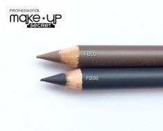 Карандаш для бровей (Eyebrow Pencil) MAKE-UP-SECRET FB06