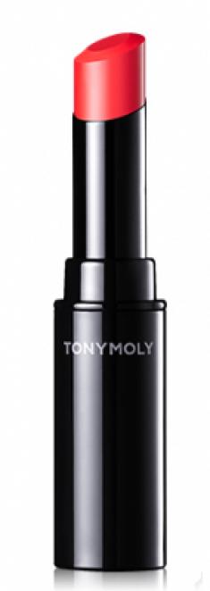 Помада для губ матовая TONY MOLY Kiss lover style M RD02 Matt Red