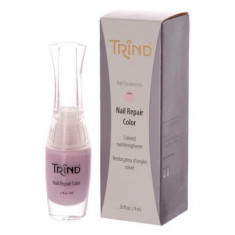 Trind, Укрепитель для ногтей Repair, сиреневый, 9 мл