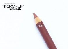 Карандаш для губ (Lip Pencil ) MAKE-UP-SECRET FL01