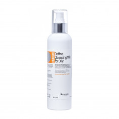 SKINDOM Молочко очищающее для жирной кожи лица / DEFINE CLEANSING MILK FOR OILY 220 мл