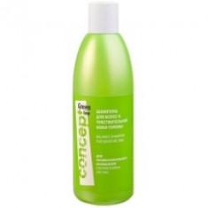 Concept Balance Shampoo For Sensitive Skine - Шампунь, препятствующий выпадению и активирующий рост волос, 300 мл