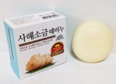Мыло с минералами мертвого моря Mukunghwa Dead Sea Mineral Salts Body Soap 85г