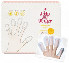 Маска для ногтей ETUDE HOUSE Help My Finger Nail Finger Pack 6мл*2