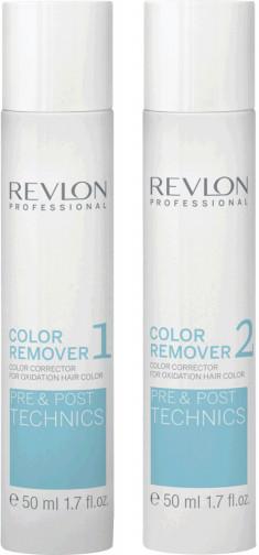 REVLON Professional Средство для коррекции уровня красителя 2*50 мл