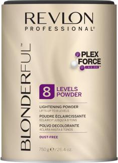 REVLON Professional Пудра осветляющая нелетучая для волос / BLONDERFUL 8 LIGHTENING POWDER 750 г