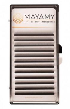 Ресницы MAYAMY 12 линий С 0,07 10мм Innovator Cosmetics