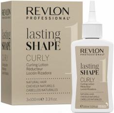 REVLON PROFESSIONAL Лосьон для химической завивки нормальных волос / LASTING SHAPE 3*100 мл