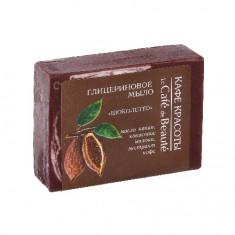 Кафе Красоты, Глицериновое мыло «Шоколетто», 100 г КАФЕ КРАСОТЫ