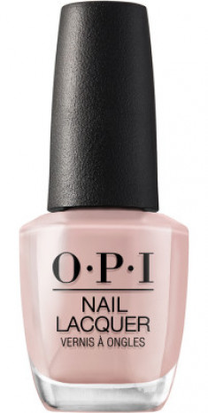 Лак для ногтей OPI SHEERS NLSH4 Bare My Soul 15 мл