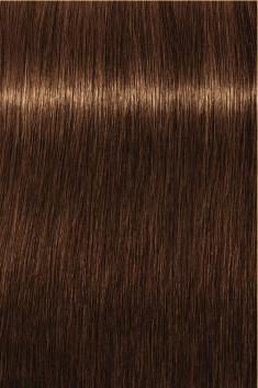 INDOLA 6.35 краситель перманентный, темный русый золотистый махагон / NATURAL&ESSENTIALS 60 мл