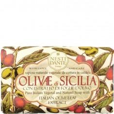 Мыло Сицилийская олива NESTI DANTE