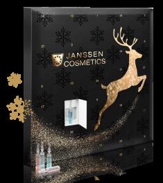JANSSEN Календарь новогодний ампульный 2019/2020 / Ampoule Advent