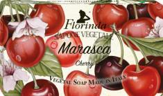 FLORINDA Мыло растительное, вишня / Marasca 200 г