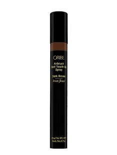 ORIBE Спрей-корректор цвета для корней волос, шатен / Airbrush Root Touch Up Spray, dark brown 30 мл