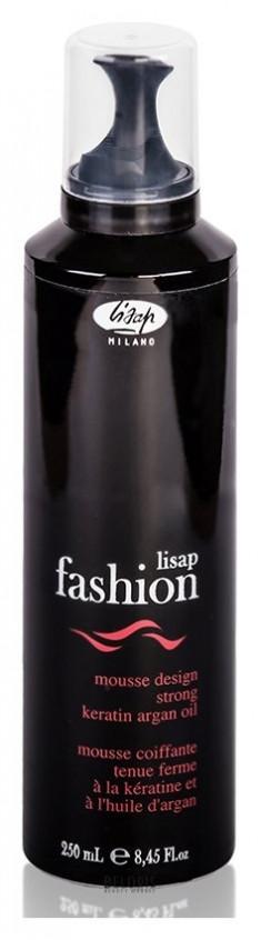 Мусс для волос Lisap Milano