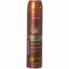 Лак для укладки волос невесомый сверхсильной фиксации Keratin Styling ВИТЭКС
