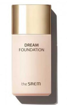 Тональная основа THE SAEM Dream Foundation N21 35г