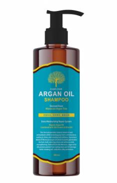 Шампунь для волос АРГАНОВЫЙ EVAS Char Char Argan Oil Shampoo 500 мл