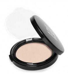 Пудра компактная перламутровая Make-Up Atelier Paris Antishine Compact Iridescent CPSW снежно-белая