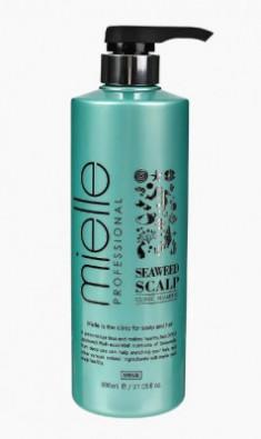 Шампунь с морскими водорослями против выпадения волос JPS Mielle Seaweed Scalp Clinic 800мл