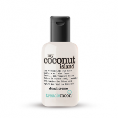 Гель для душа кокосовый рай Treaclemoon My Coconut Island Bath & Shower Gel 60 мл