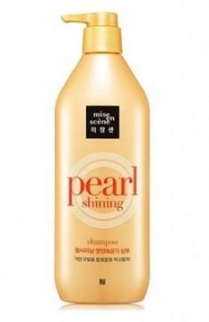 Питательный шампунь MISE EN SCENE Pearl Healthy & Strong Repair Shampoo