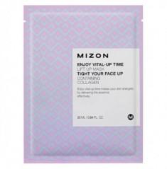 Тканевая маска лифтинг-эффект MIZON Enjoy Vital Up Time Lift Up Mask