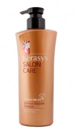 Шампунь питательный для поврежденных волос KeraSys 470 г