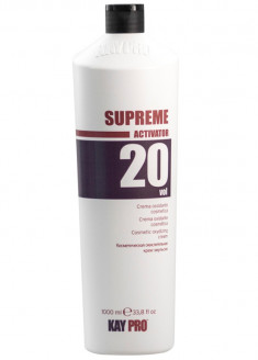 KAYPRO Эмульсия окислительная 20 V (6%) / CAVIAR SUPREME 1000 мл