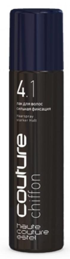 ESTEL HAUTE COUTURE Лак сильной фиксации для волос / CHIFFON 100 мл
