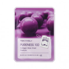 Tony Moly, Маска для лица Pureness 100 Collagen Mask Sheet