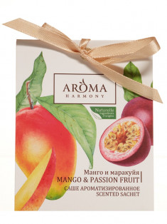 AROMA HARMONY Саше ароматизированное Манго десерт 10 г