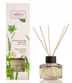 AROMA HARMONY Диффузор ароматический Свежие травы 50 мл