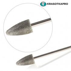 KrasotkaPro, Фреза алмазная «Конус» D=8,2 мм, жесткая