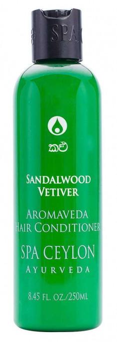 SPA CEYLON Кондиционер для нормальных и жирных волос Сандал и ветивер 250 мл