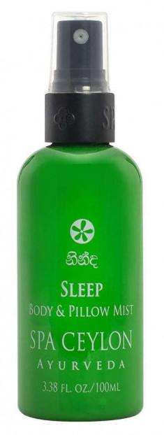 SPA CEYLON Спрей для тела и ароматизации подушек Спокойной ночи 100 мл