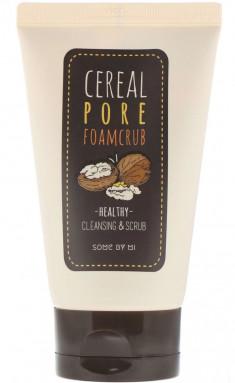 SOME BY MI Пенка-скраб для умывания / Cereal 100 мл