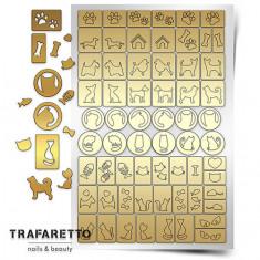 Trafaretto, Трафареты «Кошки и собаки»