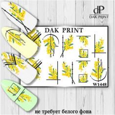 Dak Print, Слайдер-дизайн №1448