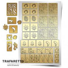 Trafaretto, Трафареты «Джунгли»