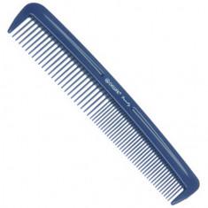Dewal, Расческа карманная, синяя, 12,4 см